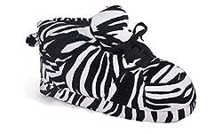 Snooki's Zebra Print - Snooki Slippers