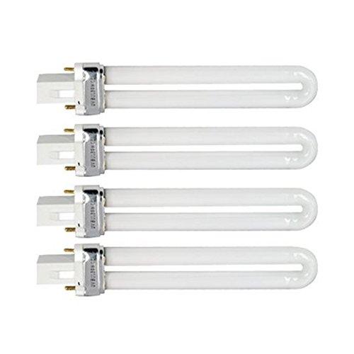 pixnor-ricambio-9w-a-u-365nm-lampadina-per-nail-art-dryer-con-luce-uv-set-da-4-pezzi