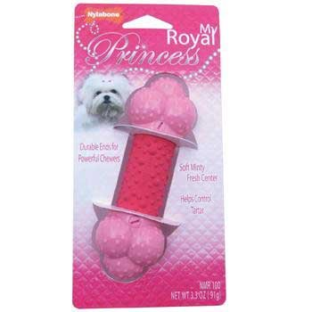Royal Princess Double Action Chew Dog Toy