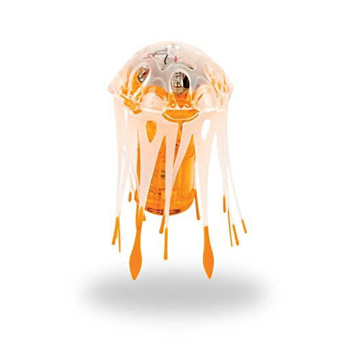 Hexbug AquaBot Jellyfish, Orange (Jellyfish Robot compare prices)