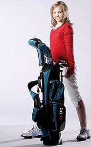 Golf36 Set de golf pour enfant Turqoise 4 (ab 1,55 m)