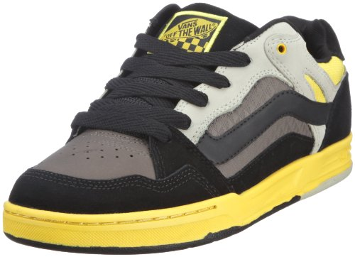 Vans Men's Desurgent Black/Grey/True Yellow Trainers Vjwt5Bt Black/Grey/True Yellow 8 UK
