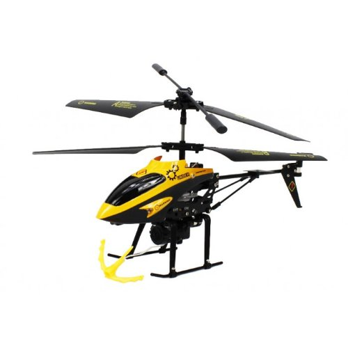 Hornet-V388-Electric-RC-Helicopter-GYRO-35CH-Infrared-w-Hook-Basket-RTF-by-Velocity-Toys