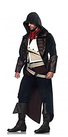 Leg Avenue Mens Assassin's Creed Unity Arno Costume