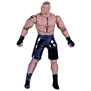WWE Double Attack Brock Lesnar