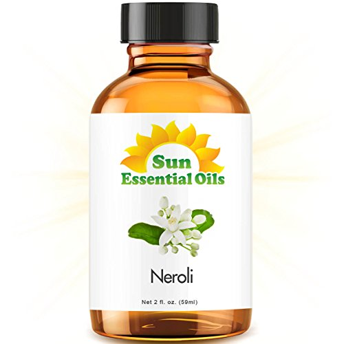 Neroli (2 fl oz) Best Essential Oil - 2 ounces (59ml)