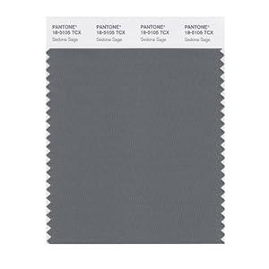 Pantone smart 18 5105x color swatch card sedona sage Sage green pantone