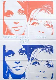 SWISS MADE Original 1968 Swiss Movie Poster