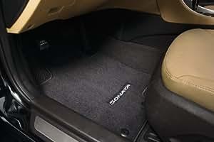 genuine 2011 2012 hyundai sonata sonata hybrid carpeted floor mats black. Black Bedroom Furniture Sets. Home Design Ideas