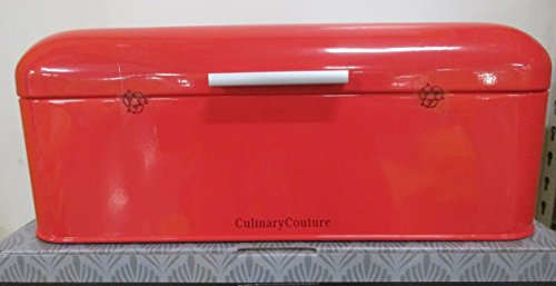 coral-red-large-bread-box-countertop-stainless-steel-bread-bin-food-storage-container-for-bagels-loa