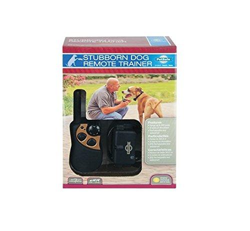 Petsafe Hdt11-13910 Stubborn Dog Remote Trainer, 400 Yard Range