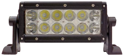 """Sirius High-Intensity Series Led 6"""" Light Bar For Jeep, Toyota, Polaris, Can-Am, Etc."""