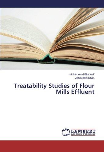 Treatability Studies of Flour Mills Effluent PDF