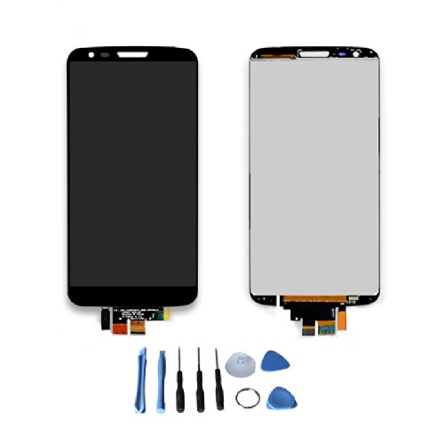 Lcd Display Touch Screen Digitizer Assembly For Lg G2 Mini D620 D618 D621 D625 With Free Tools (Black)