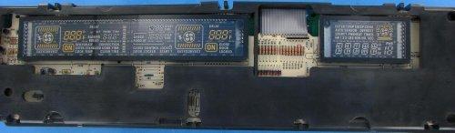 Whirlpool Range Control Board front-639787