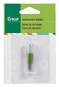 Cricut 29-0002 Replacement Cutting Blades for Cricut Cutting Machines