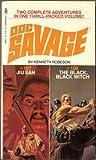 Jiu San / Black Witch (Doc Savage #107 & 108) (0553149016) by Robeson, Kenneth