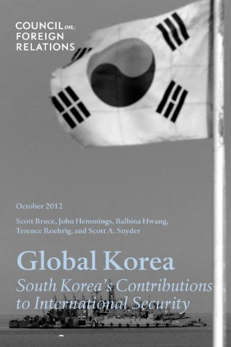 Scott Snyder - Global Korea: South Korea's Contributions to International Security