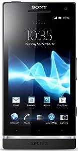 Sony Xperia SL LT26II Unlocked Android Phone--U.S. Warranty (Black)