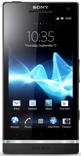 Sony Xperia SL LT26II Unlocked Android Phone--U.S. Warranty (Black)