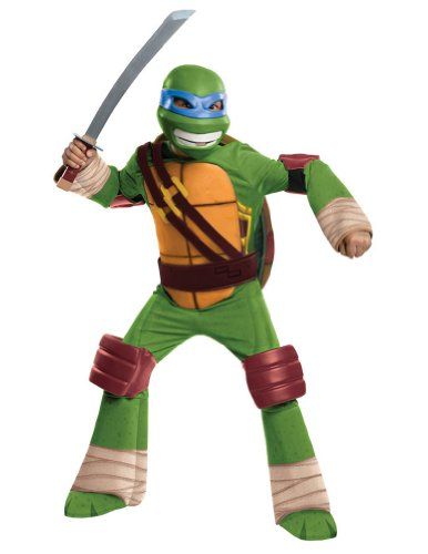 Tmnt Leonardo Child Costume Md Kids Boys Costume