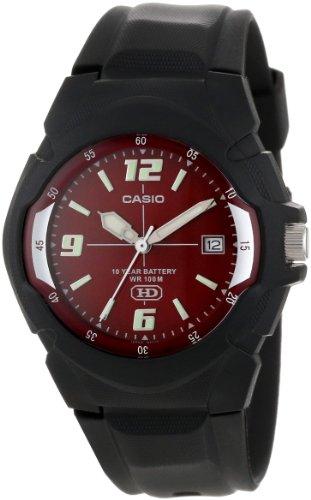 Casio CASIO Men's MW600F-4AV 10-Year Battery Sport Watch