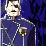 鋼の錬金術師FA ウエハース第2章 【016.キング・ブラッドレイ/キャラクターカード】(単品)