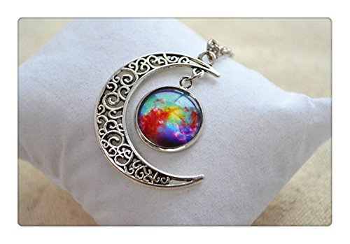crescent-moon-halskette-farbigen-galaxy-halskette-cosmic-universe-jewelry