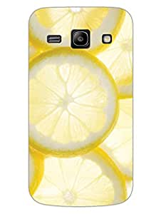 Lemon Wedges - Lemonade - Hard Back Case Cover for Samsung Core Prime - Superior Matte Finish - HD Printed Cases and Covers