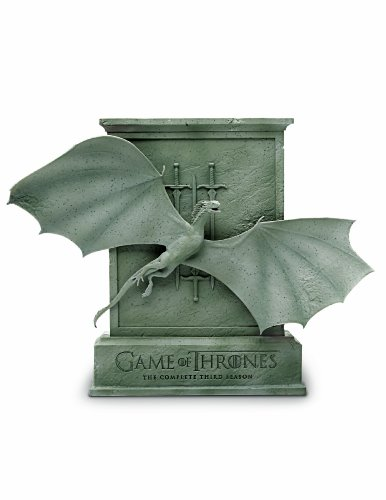 Game of Thrones Staffel 3 (Drachenbox) (exklusiv bei Amazon.de) [Blu-ray] [Limited Edition]