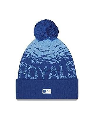 MLB Kansas City Royals Headwear, Royal/Sky Blue, One Size