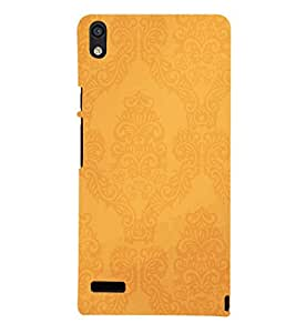 PRINTSWAG PATTERN Designer Back Cover Case for HUAWEI ACEND P6