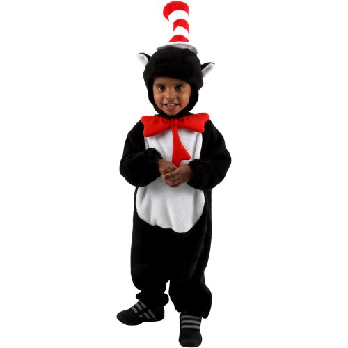 Dr. Seuss The Cat in the Hat - The Cat in the Hat Infant Costume