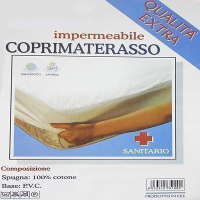 Coprimaterasso Con Cerata 2 PIAZZE
