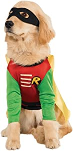Rubies Costume Teen Titans Pet Costume, Small, Robin