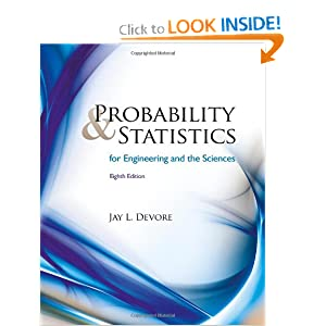 Looking for a good and complete probability and statistics ...