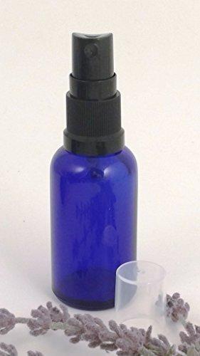 ensemble-de-3-x-bouteille-de-verre-york-bleu-30ml-avec-bouchon-pulverisateur-noir-pour-aromatherapie