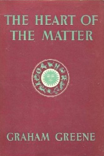 heart matter graham greene essay A short graham greene biography describes graham greene's life,  suggested essay topics  the heart of the matter (1948), and the end of the affair (1951.