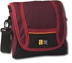 Case Logic QDM-1 Camera Case (Red)