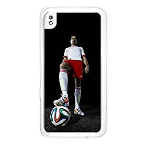 a AND b Designer Printed Mobile Back Cover / Back Case For HTC Desire 816 (HTC_816_508)