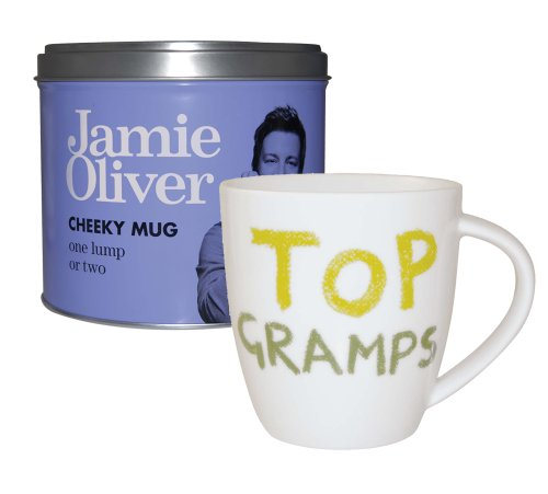 Jamie Oliver Top Gramps Mug in Tin