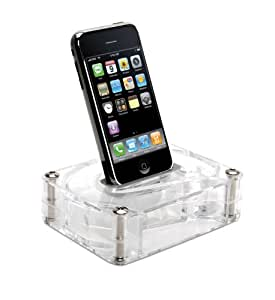 Griffin AirCurve Acoustic Amplifier for iPhone -Clear