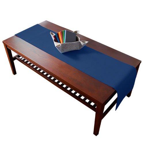 Blue Table Runner 70