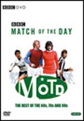 Match of the Day: The Best of the 60s, 70s And 80s [DVD] [1964] by Gary Lineker