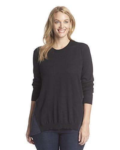 Acrobat Plus Women's Sweater with Silk Panels