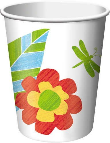 Hot/cold Cup 9 Oz Marabella (8 per package) - 1