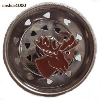 Animal Sink Strainers - Moose