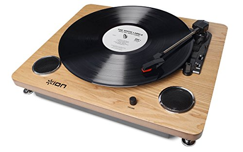 Check Out This Ion Audio Archive LP Digital Conversion Turntable with Built-In Stereo Speakers