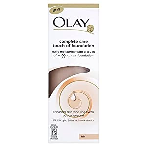 Olay Complete Care Touch of Foundation with SPF 15 - Fair (50ml)