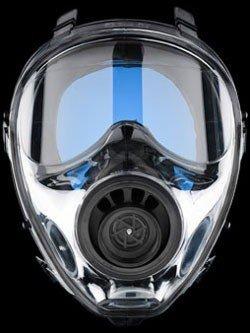 NBC 40mm NATO SGE 150 Gas Mask